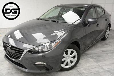 used 2016 Mazda Mazda3 car, priced at $13,480