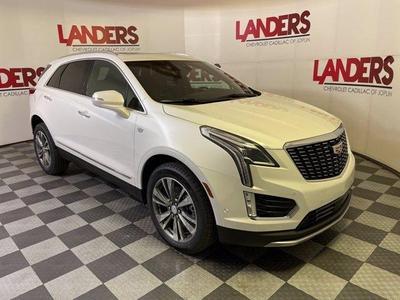 new 2021 Cadillac XT5 car, priced at $64,865