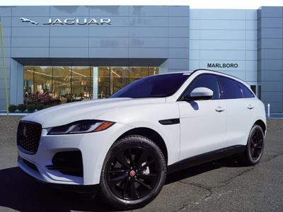 new 2021 Jaguar F-PACE car, priced at $67,780