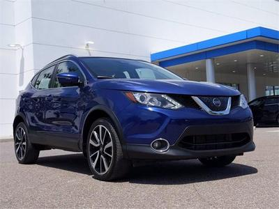 used 2017 Nissan Rogue Sport car, priced at $20,542