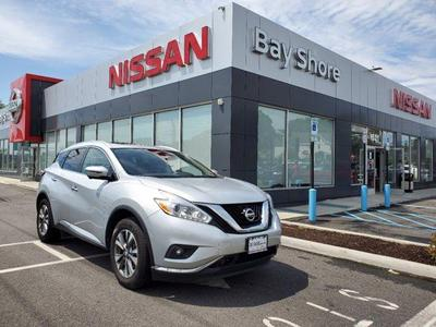 used 2017 Nissan Murano car, priced at $21,995