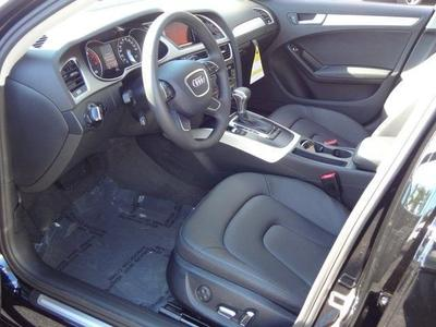 used 2014 Audi A4 car, priced at $32,700