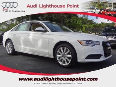 used 2014 Audi A6 car, priced at $45,000