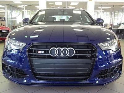 used 2014 Audi S6 car, priced at $82,000