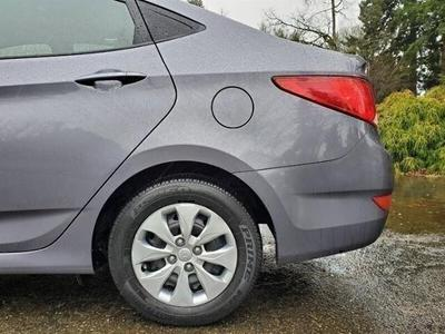 used 2017 Hyundai Accent car, priced at $9,885