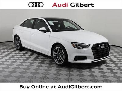 new 2020 Audi A3 car, priced at $33,608