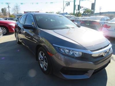 used 2018 Honda Civic car, priced at $18,995