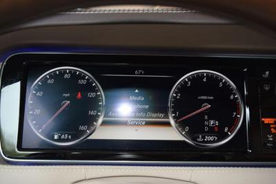 used 2014 Mercedes-Benz S-Class car, priced at $39,529