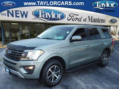 used 2019 Ford Expedition car, priced at $47,978
