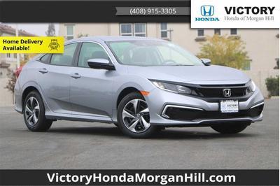 new 2021 Honda Civic car, priced at $21,466