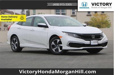 new 2021 Honda Civic car, priced at $21,608