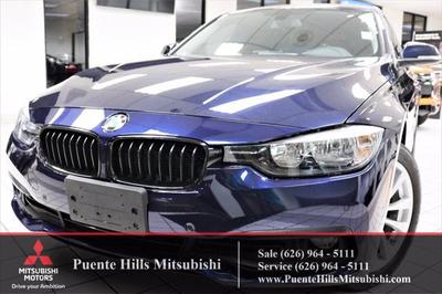used 2017 BMW 320 car, priced at $17,995