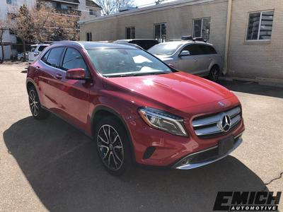 used 2015 Mercedes-Benz GLA-Class car