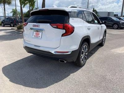 new 2019 GMC Terrain car, priced at $26,815