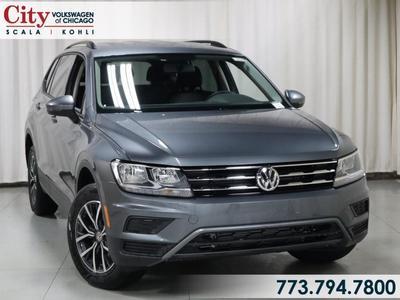 new 2021 Volkswagen Tiguan car, priced at $24,712