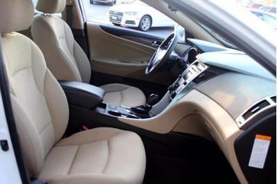 used 2015 Hyundai Sonata Hybrid car, priced at $12,995