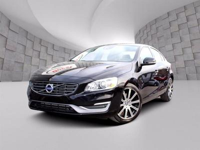 used 2017 Volvo S60 car, priced at $21,995