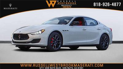 new 2021 Maserati Ghibli car