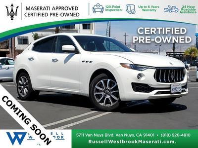 used 2020 Maserati Levante car, priced at $64,997