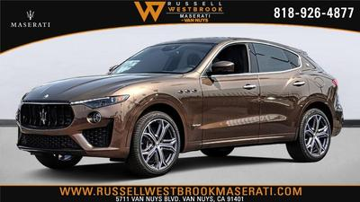 new 2020 Maserati Levante car, priced at $96,737
