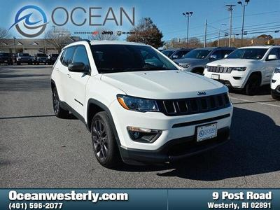 new 2021 Jeep Compass car, priced at $26,829
