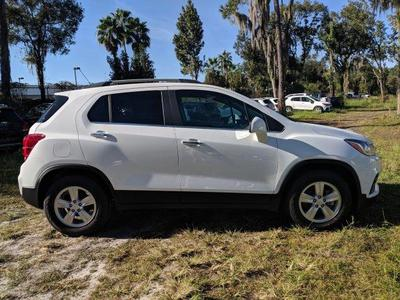 new 2020 Chevrolet Trax car, priced at $17,685