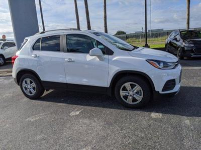 new 2020 Chevrolet Trax car, priced at $16,675