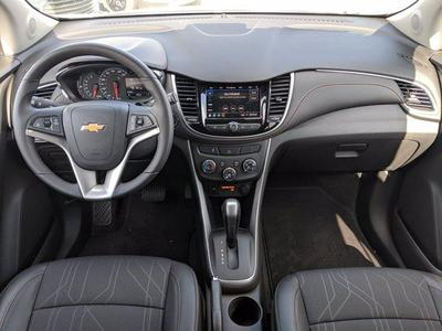 new 2020 Chevrolet Trax car, priced at $15,733