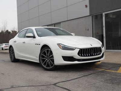 new 2021 Maserati Ghibli car, priced at $84,004