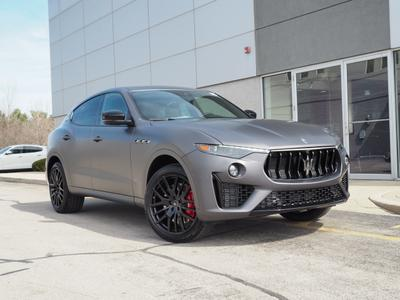 new 2021 Maserati Levante car, priced at $105,049