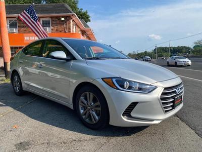 used 2018 Hyundai Elantra car, priced at $13,995