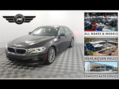 used 2017 BMW 540 car, priced at $29,795