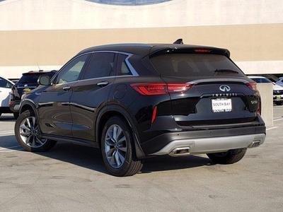new 2021 INFINITI QX50 car, priced at $46,710