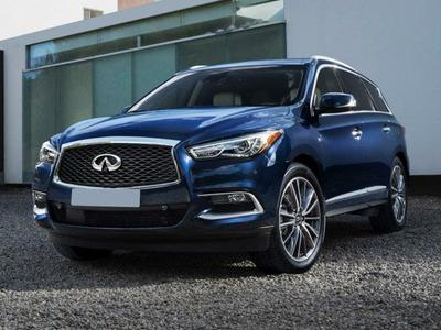 new 2020 INFINITI QX60 car