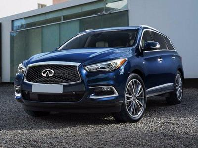 new 2020 INFINITI QX60 car, priced at $59,945