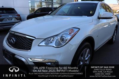 used 2017 INFINITI QX50 car, priced at $19,995