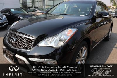 used 2017 INFINITI QX50 car, priced at $20,888