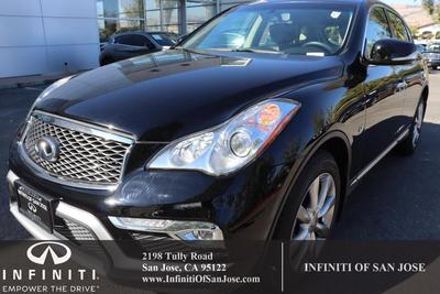 used 2017 INFINITI QX50 car, priced at $22,800