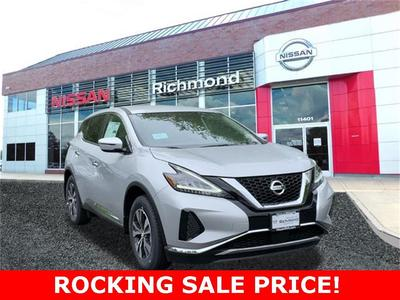 new 2020 Nissan Murano car, priced at $23,060