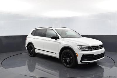 new 2021 Volkswagen Tiguan car, priced at $32,247