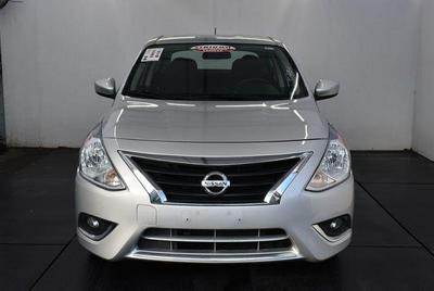used 2018 Nissan Versa car, priced at $7,991