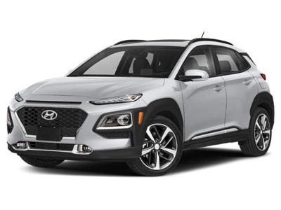 new 2021 Hyundai Kona car, priced at $31,245