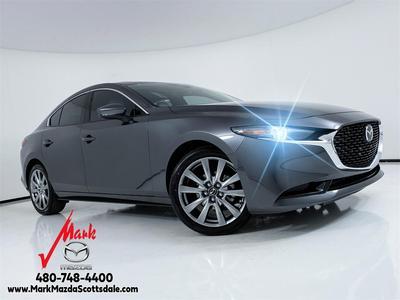 new 2021 Mazda Mazda3 car, priced at $26,257