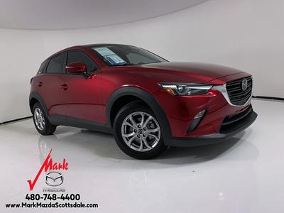 used 2020 Mazda CX-3 car, priced at $17,891