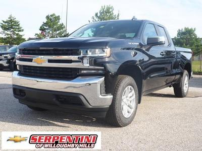 new 2020 Chevrolet Silverado 1500 car, priced at $39,805