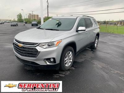 new 2021 Chevrolet Traverse car, priced at $32,099