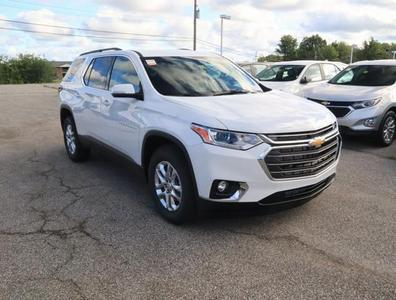 new 2020 Chevrolet Traverse car, priced at $31,338