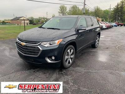 new 2021 Chevrolet Traverse car, priced at $40,968