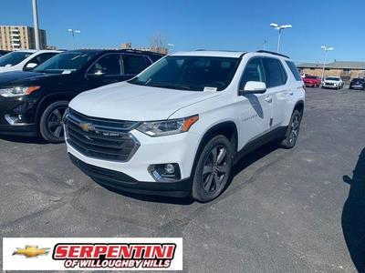 new 2021 Chevrolet Traverse car, priced at $40,707