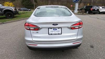 new 2019 Ford Fusion car, priced at $23,949